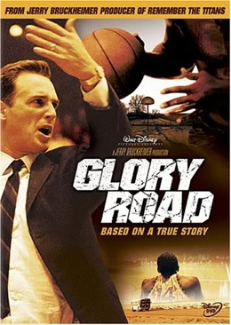 Glory Road - DVD cover