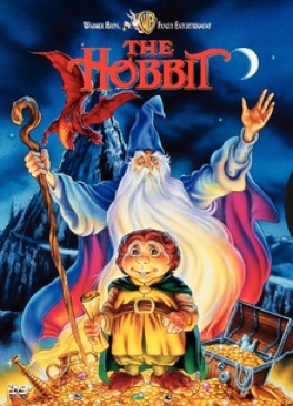 The Hobbit - CED cover