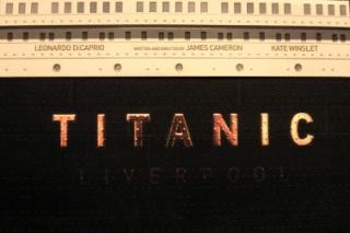 Titanic - Blu-ray cover