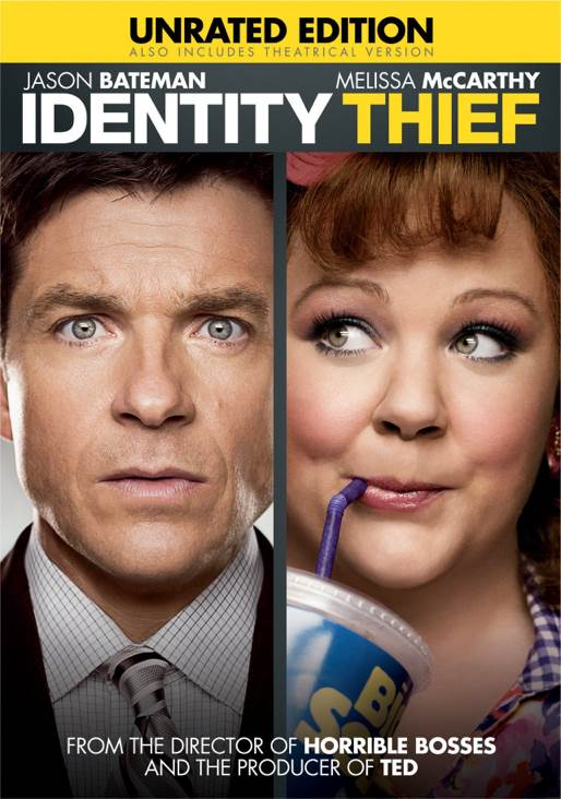 Identity Thief - DVD cover
