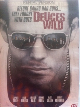 Deuces Wild - DVD cover