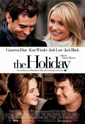 The Holiday - DVD-R cover