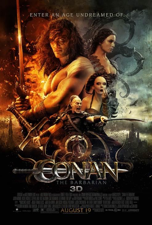 Conan The Barbarian - Digital Copy cover