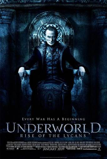 Underworld: Rise of the Lycans - Digital Copy cover