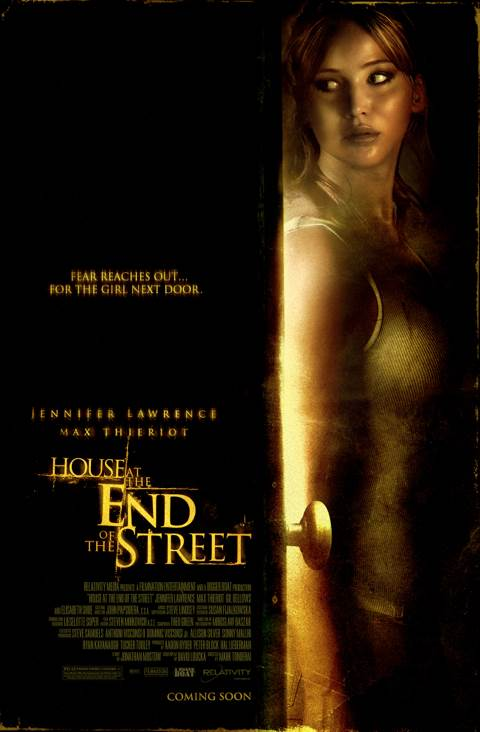 House At The End Of The Street -  cover