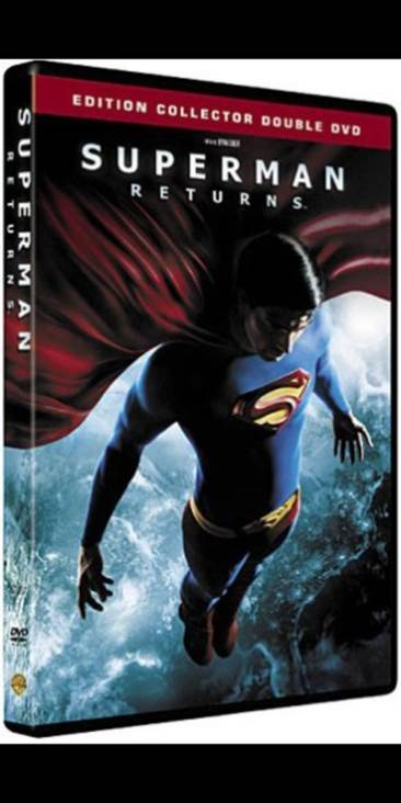 Superman returns -  cover