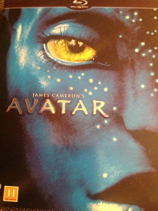Avatar - UMD cover