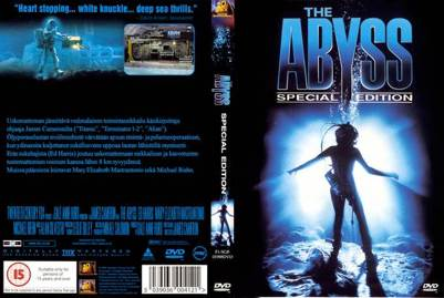 The Abyss -  cover