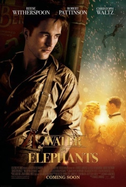 Water For Elephants - DVD-R cover