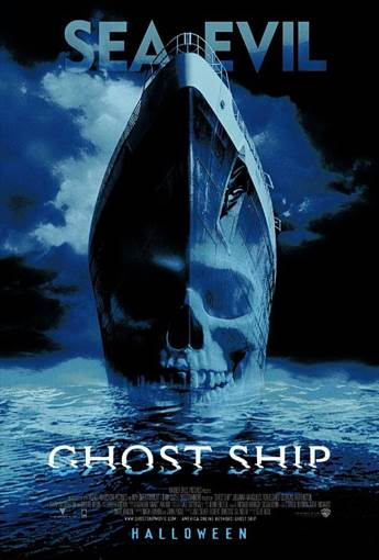 Ghost Ship - UMD cover