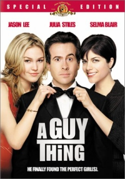 A Guy Thing - Digital Copy cover