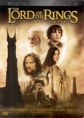 The Lord of the Rings 2: The Two Towers -  cover