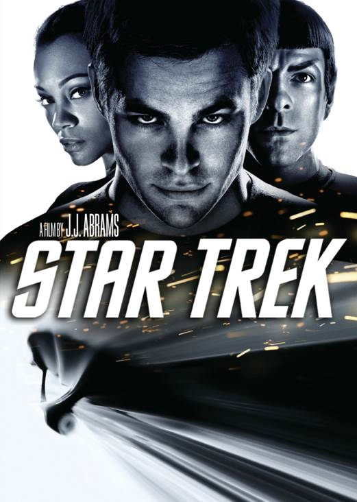Star Trek - DVD-R cover