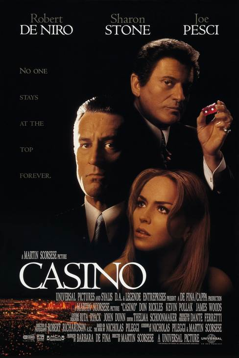 Casino - CED cover