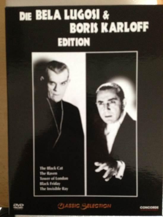 Sinister Serials of Boris Karloff Bela Lugosi and Lon