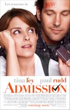Admission - DVD cover