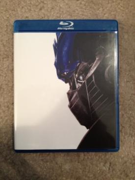 Transformers - Blu-ray cover