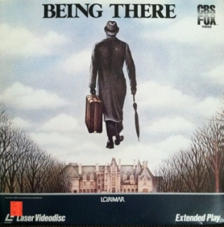 Being There - Laser Disc cover