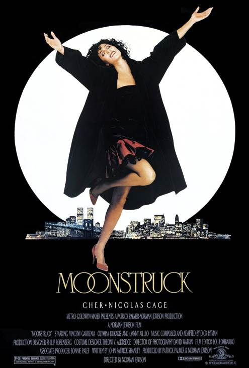 Moonstruck - Digital Copy cover