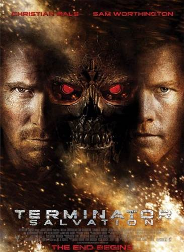 Terminator 4: Salvation - Digital Copy cover