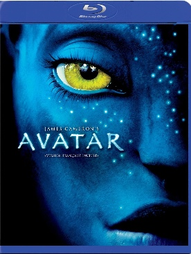 Avatar - Blu-ray cover