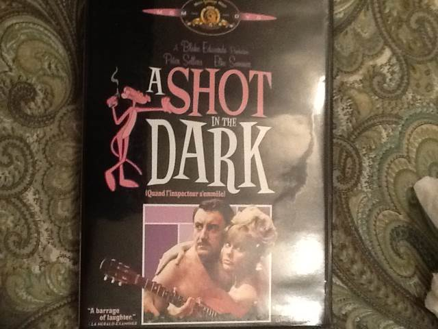 A Shot In The Dark -  cover