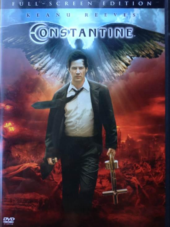 Constantine - Digital Copy cover