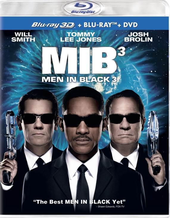 Men In Black III -  cover