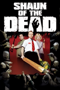 Shaun of the Dead - HD DVD cover