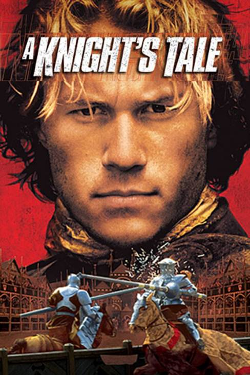 A Knights Tale -  cover