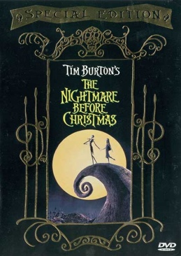 The Nightmare Before Christmas - Digital Copy cover