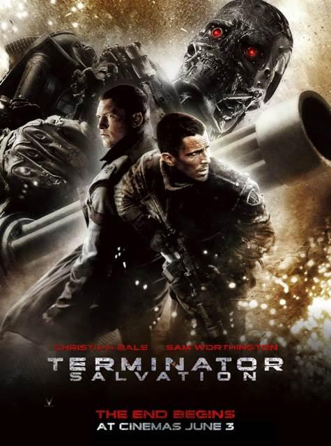 Terminator 4 -  cover
