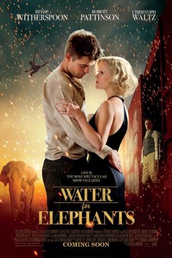Water For Elephants -  cover