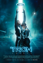 Tron Legacy -  cover