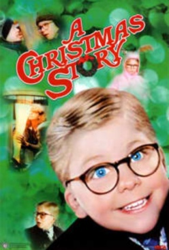 A Christmas Story - DVD-R cover
