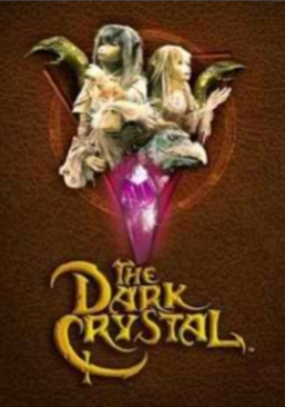 The Dark Crystal - DVD-R cover