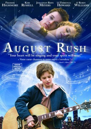 August Rush -  cover