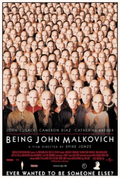 Being John Malkovich - CED cover