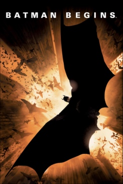Batman Begins - Digital Copy cover