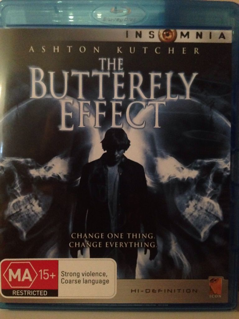 The Butterfly Effect - Digital Copy cover