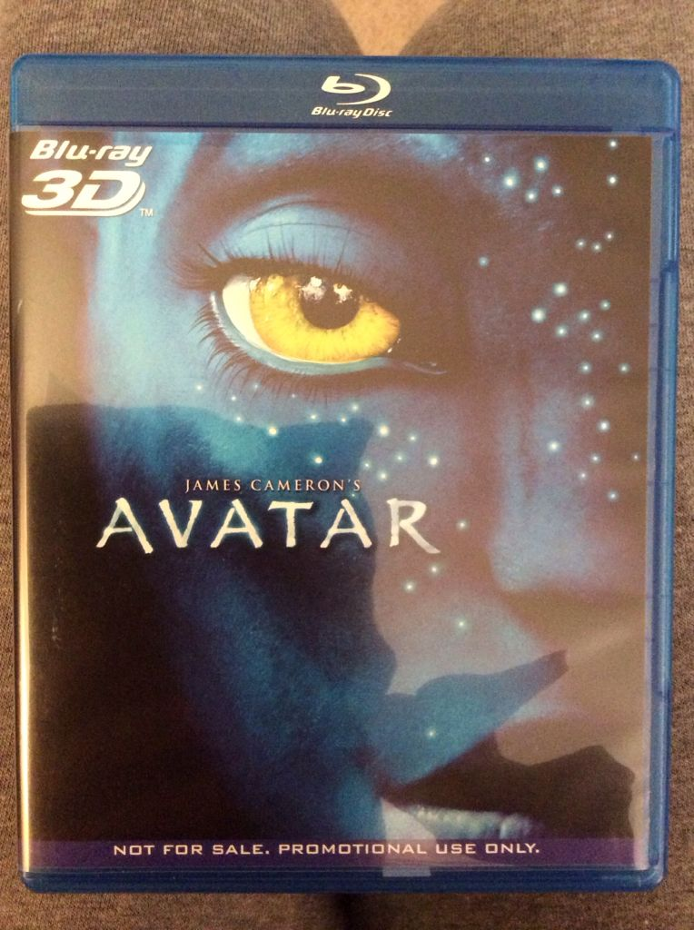 Avatar 3D -  cover