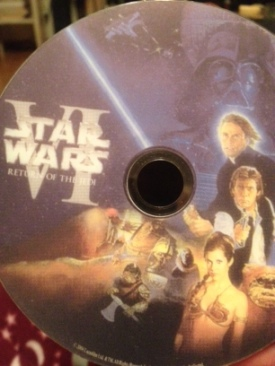 Star Wars: Episode IV - A New Hope - DVD cover