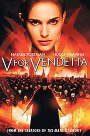 V for Vendetta - UMD cover