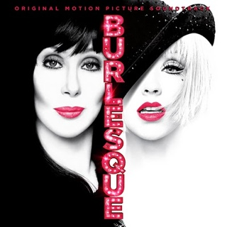 Burlesque  - Video CD cover