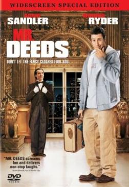 Mr. Deeds - Digital Copy cover