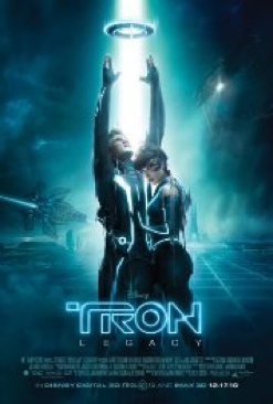 Tron Legacy - DVD cover