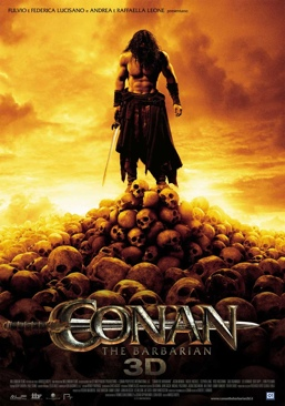 Conan The Barbarian  - Digital Copy cover