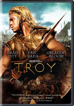 Troy - Digital Copy cover