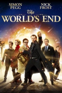 The World's End - DVD cover