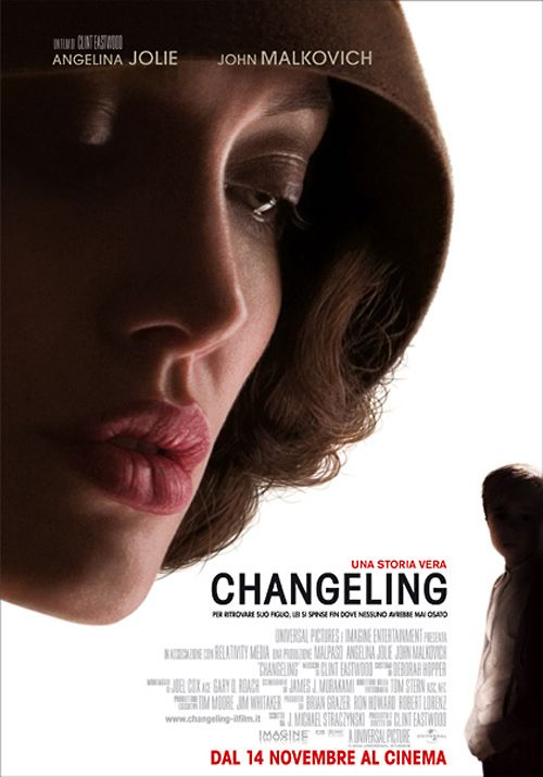 Changeling - DVD cover